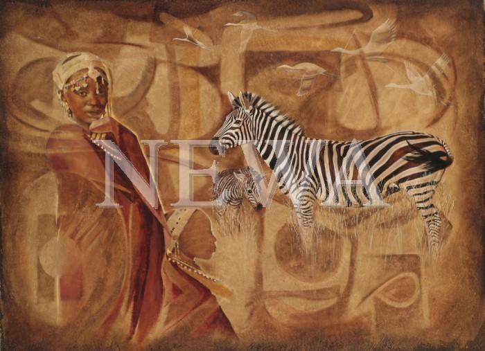 African Pulse by Vanessa Jayne