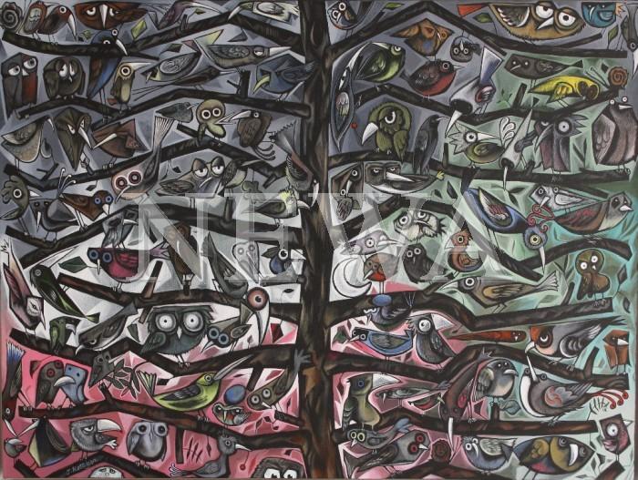 Shadow Birds by John Rattigan