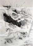 Winter Ground 1 by Andrew Beckett